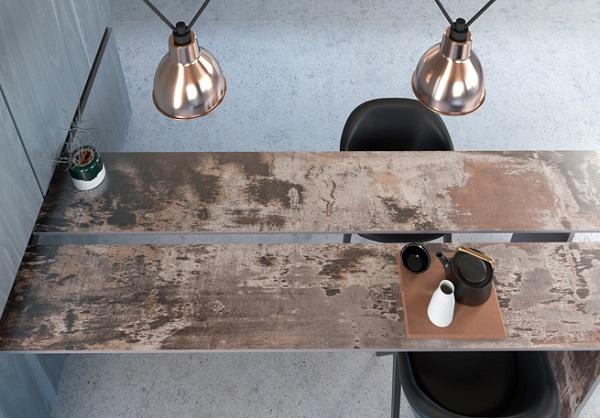 mesa de cocina industrial