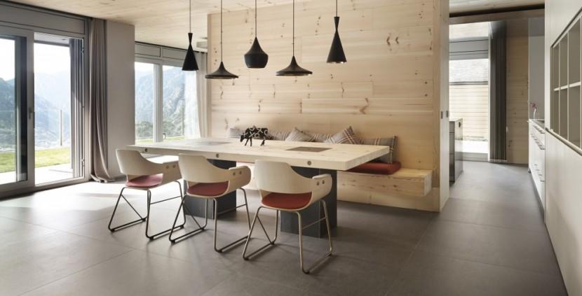 Cocinas de madera 2018